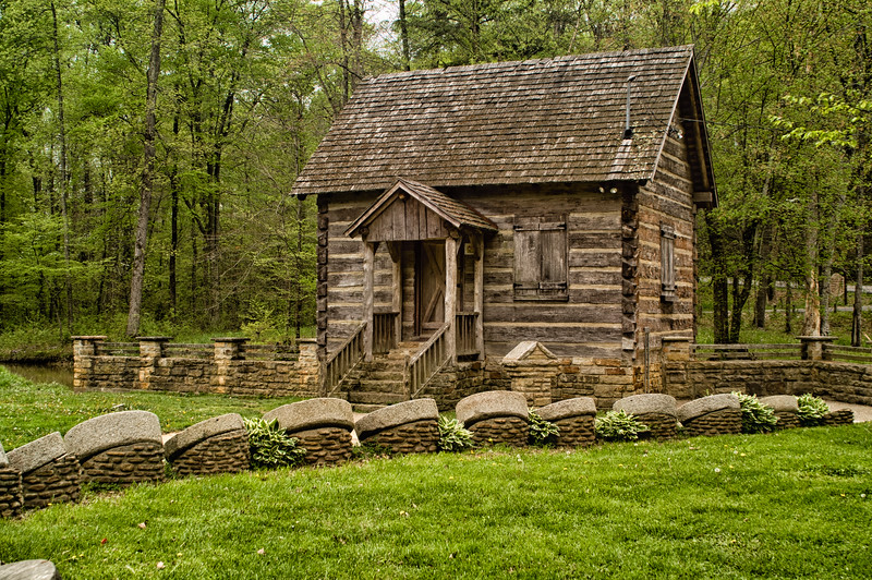 Mountain Life Museum, Levi Jackson Wilderness Road State Park, London, Kentucky, USA