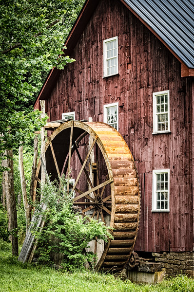 McNeel Mill, Mill Point, West Virginia