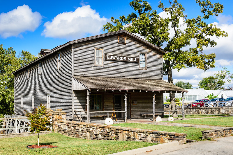 Edwards Mill, College of the Ozarks (Hard Work U), Point Lookout, Missouri