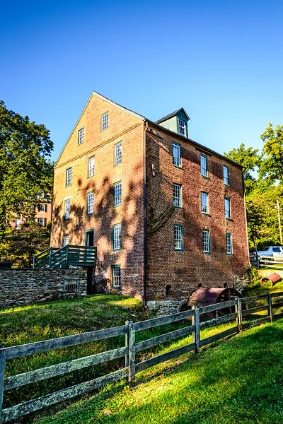 Waterford Mill, Waterford, Virginia