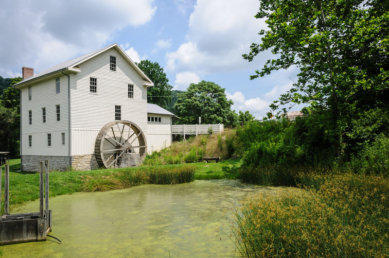 White's Mill, Abingdon, Virginia