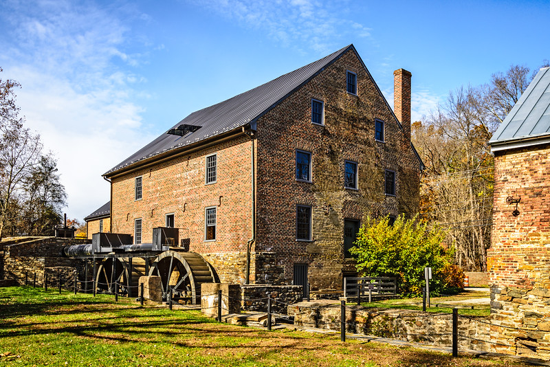 Aldie Mill Historic Park, John Mosby Highway, Aldie, Virginia