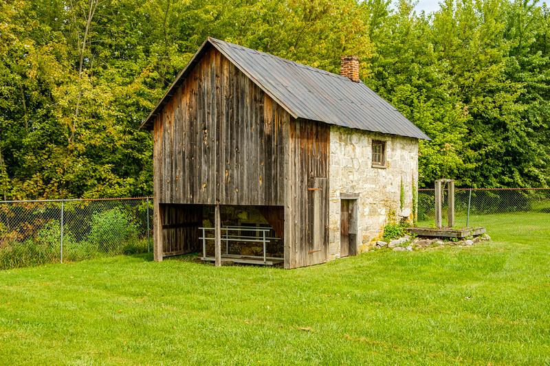 Peter Burr House, 176 East Burr Boulevard, Kearneysville, West Virginia