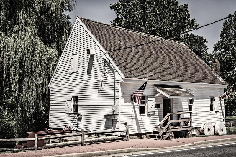 Wye Grist Mill, 900 Wye Mills Road, Wye Mills, Maryland