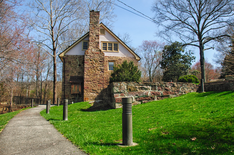 Cabell's Mill, Walney Road,  Centreville, Fairfax County, Virginia