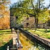 George Washington Gristmill, Mount Vernon, Fairfax County, Virginia