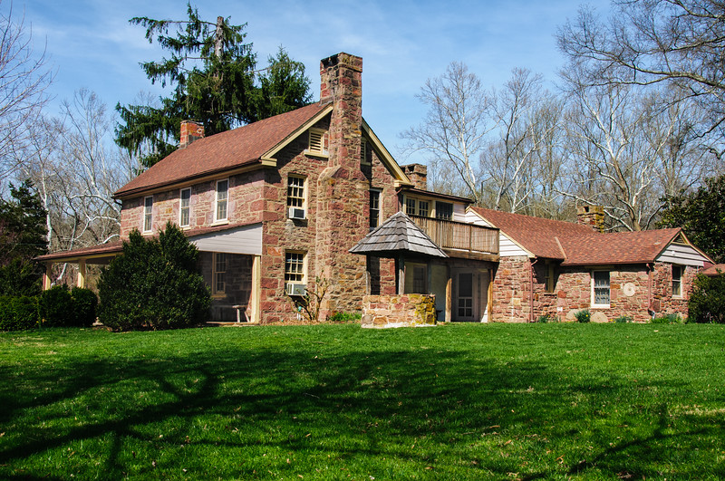 Middlegate Complex, Cabell's Mill, Walney Road, Centreville, Fairfax County, Virginia