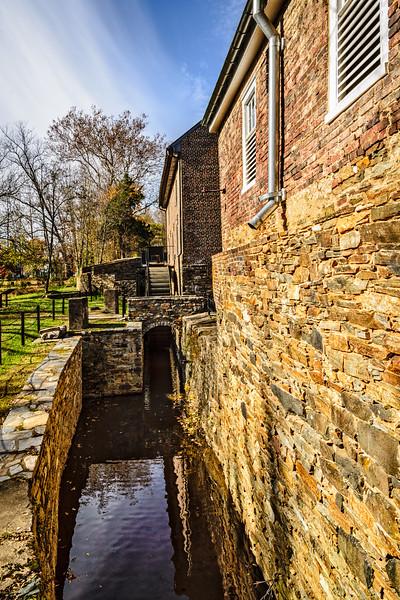 Aldie Mill Historic Park, 39401 John Mosby Highway, Aldie, Virginia