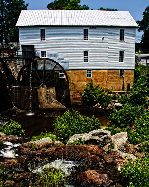 Murray's Mill, Catawba, Catawba County, North Carolina