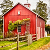 Small Red Barn, South Hamilton Street, Middleburg, Virginia