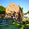 The Old Mill. Waterford, Virginia