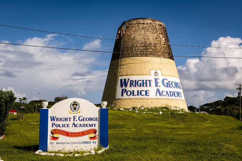 Wright F George Police Academy, Langford, Antigua