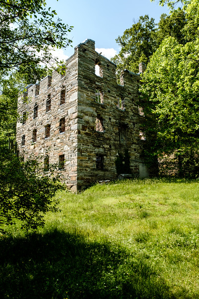 Beverley Mill (Chapman Mill), Broad Run, The Plains, Virginia