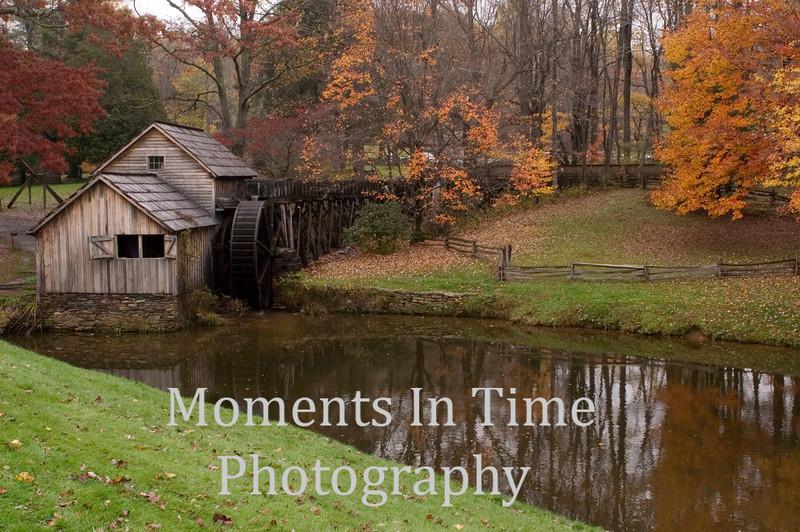 Malbry Mill scene