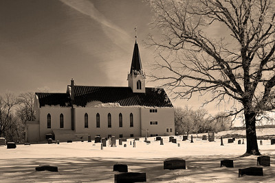 North Immanuel Lutheran Church...near Pelican Rapids MN.  Two other captures in gallery.