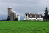 4 silo barn - Sibley County