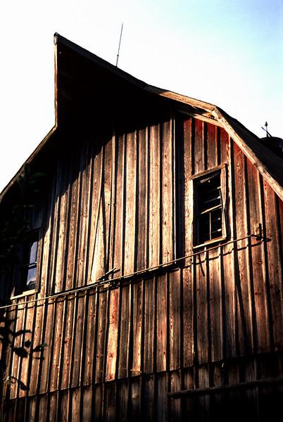 Hay hood - Waseca County