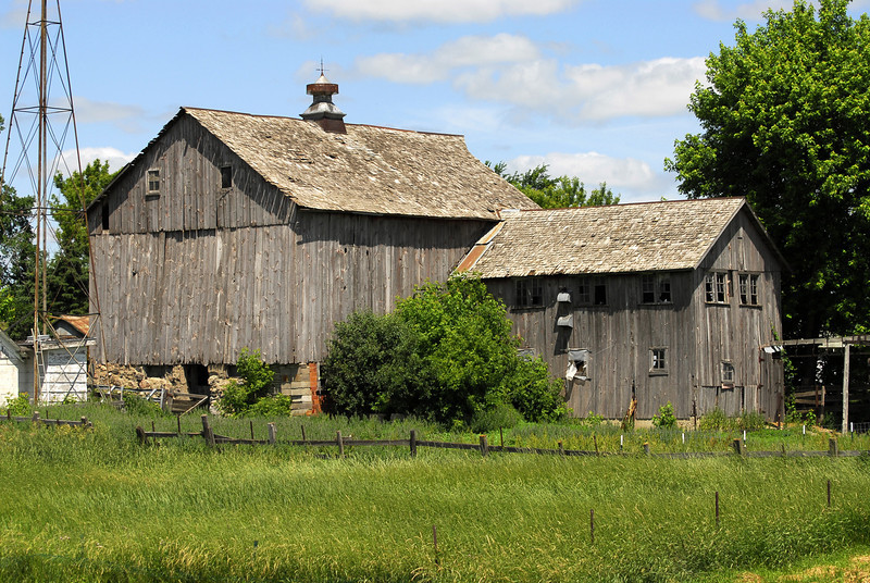Rice County Barn