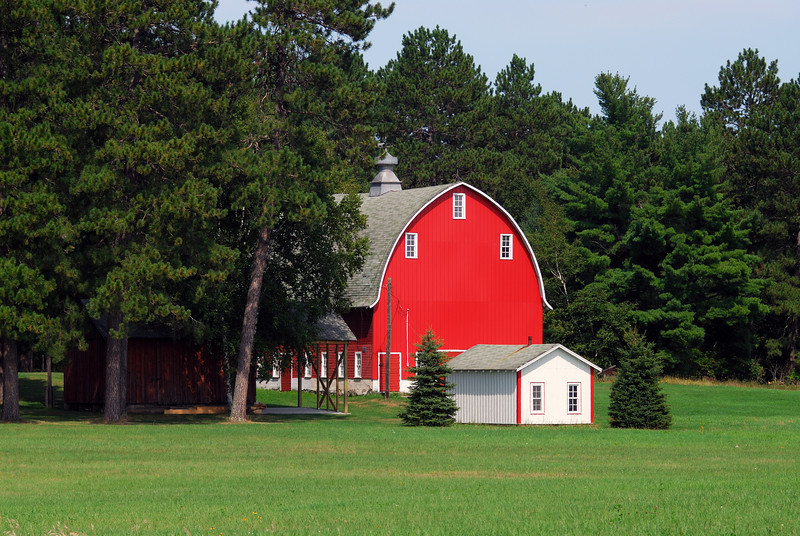 Itasca Co. Barn