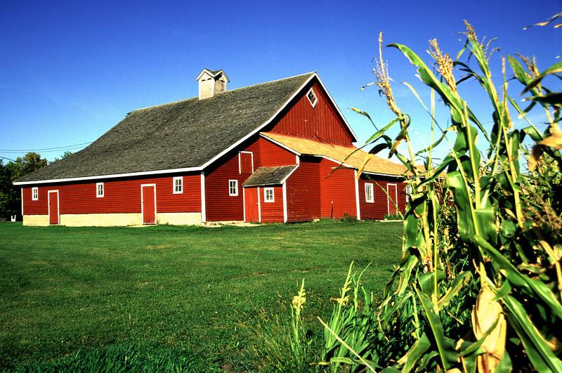 Dutch style barn - Waseca County