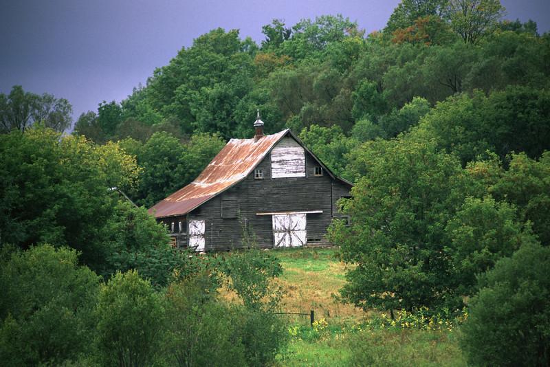 Aitkin County Barn
