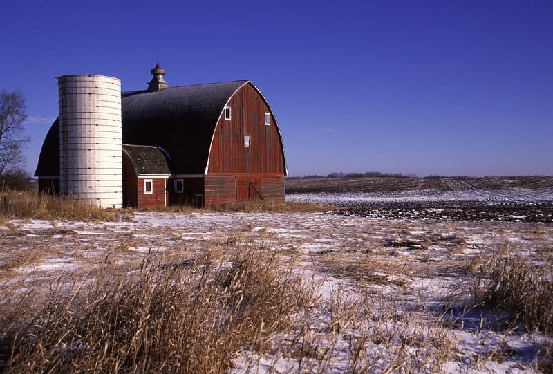 Lone Barn - Renville Co.