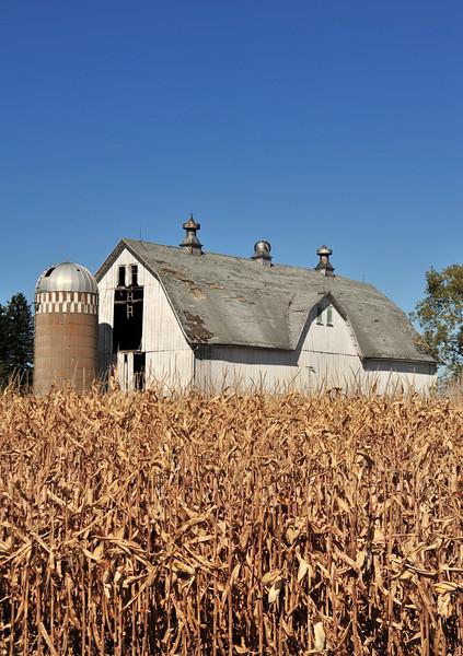 Barn in Fillmore County