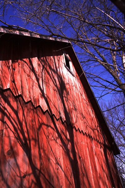 Barn texture - Chisago County
