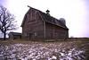 Old Barn near Becker, MN