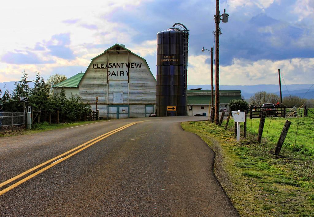 Pleasant View DairyNoPowerLines