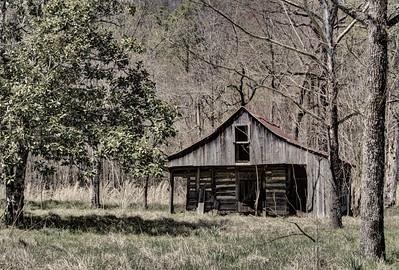 Ragweed Valley Barn #2 - Bonnerdale, AR
