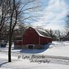 Barn in Winter<br /> 2/12/10