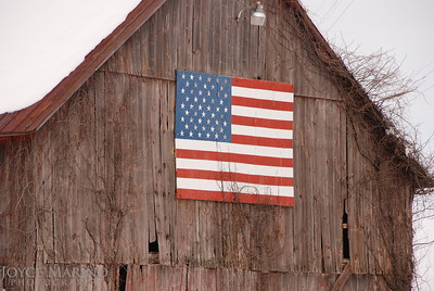 American flag -- DSC_0143