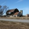 Abandoned Barn<br /> 1/8/12