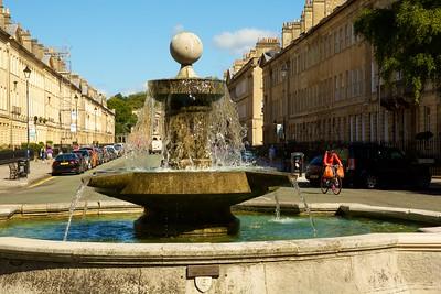 Bath Fountain