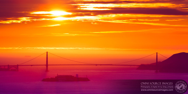 The Sun Gate (Golden Gate Bridge)