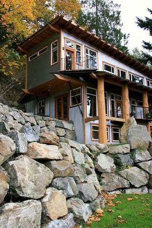 Beamer Residence - Exterior