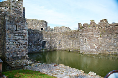 Beaumaris Castle, Anglesey,Wales
