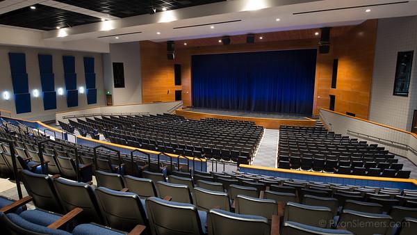Becker High School - MLA Architects