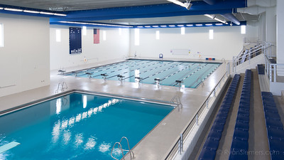 Becker High School Pool