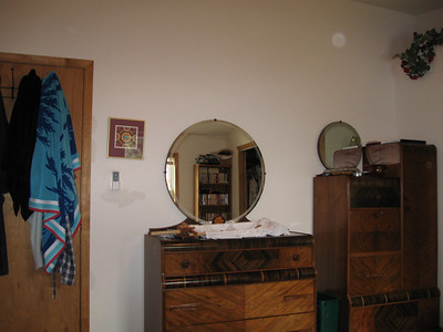 Bedroom Refinish 2008