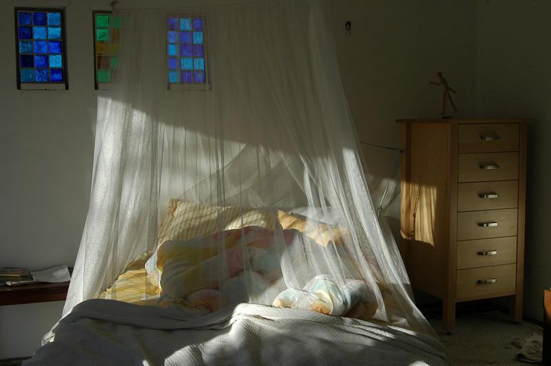 I love the light in my bedroom