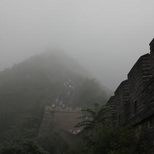 Great Wall of China at Juyongguan 18 September 2013