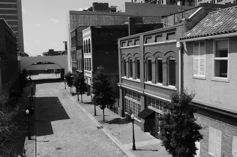 Overlooking Morris Avenue