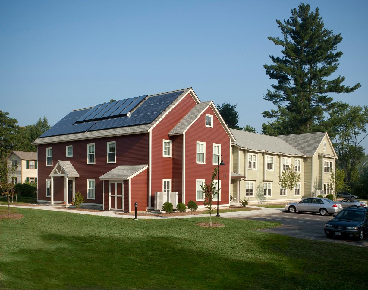 Boarding School Dormitory. Margo Jones Architects