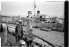 HMCS Sackville - corvette class - Halifax.  Taylor, Scott and Alec Maavara are the poseurs.
