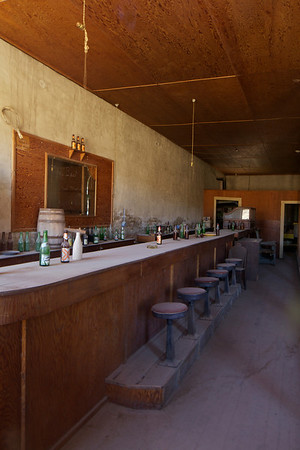 Bodie Bar (one of many!)
