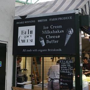 Borough Market 21 April 2018