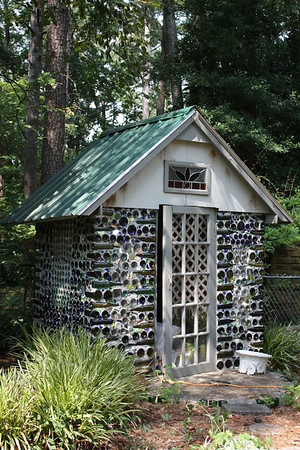 Bottle Shed