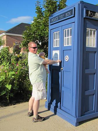 Bountiful TARDIS